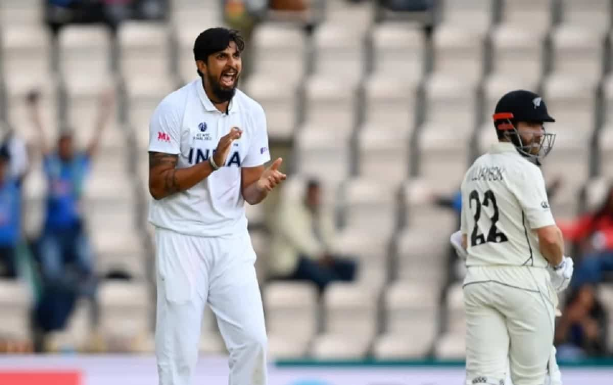 Cricket Image for Ishant Sharma Gets Stitches, Likely To Be Fine Before Durham Camp