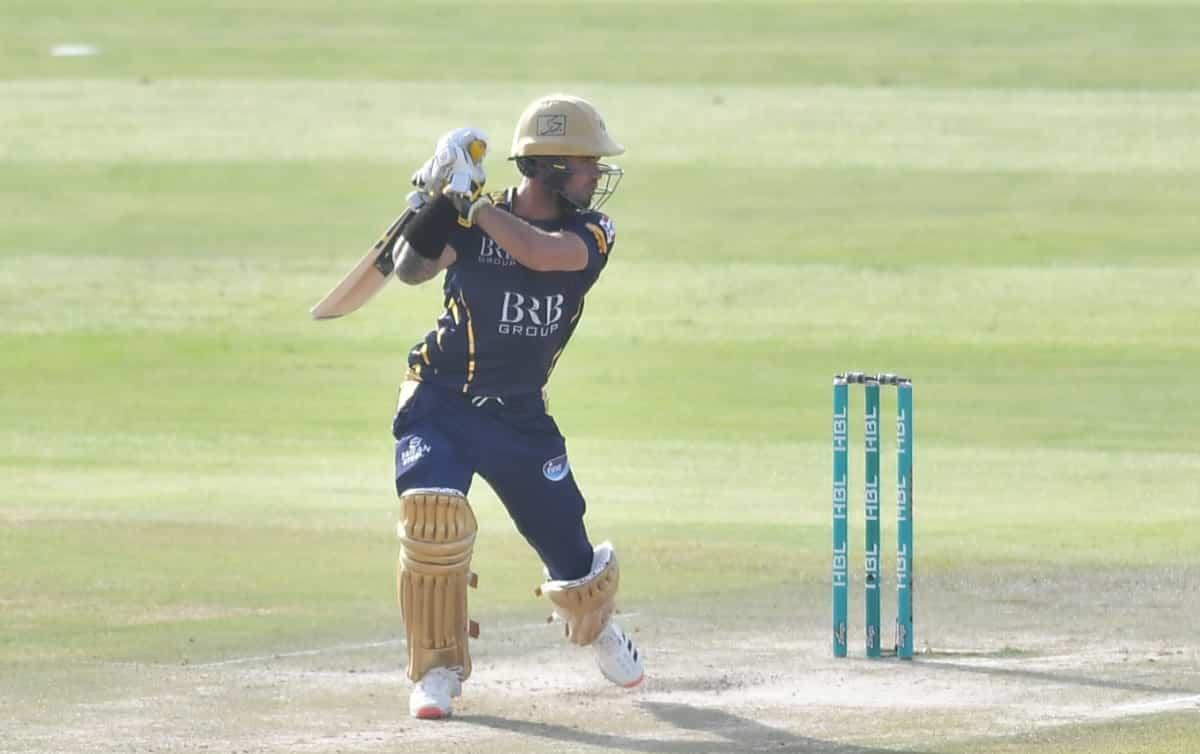 Cricket Image for PSL 2021: क्वेटा ग्लैडिएटर्स ने लाहौर कलंदर्स  को 18 रनों से दी मात, प्लेऑफ की उम्