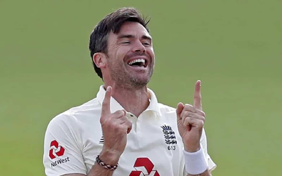 Cricket Image for जेम्स एंडरसन ने नील वैग्नर को आउट कर बनाया वर्ल्ड रिकॉर्ड, सबसे ज्यादा 0 पर आउट कर
