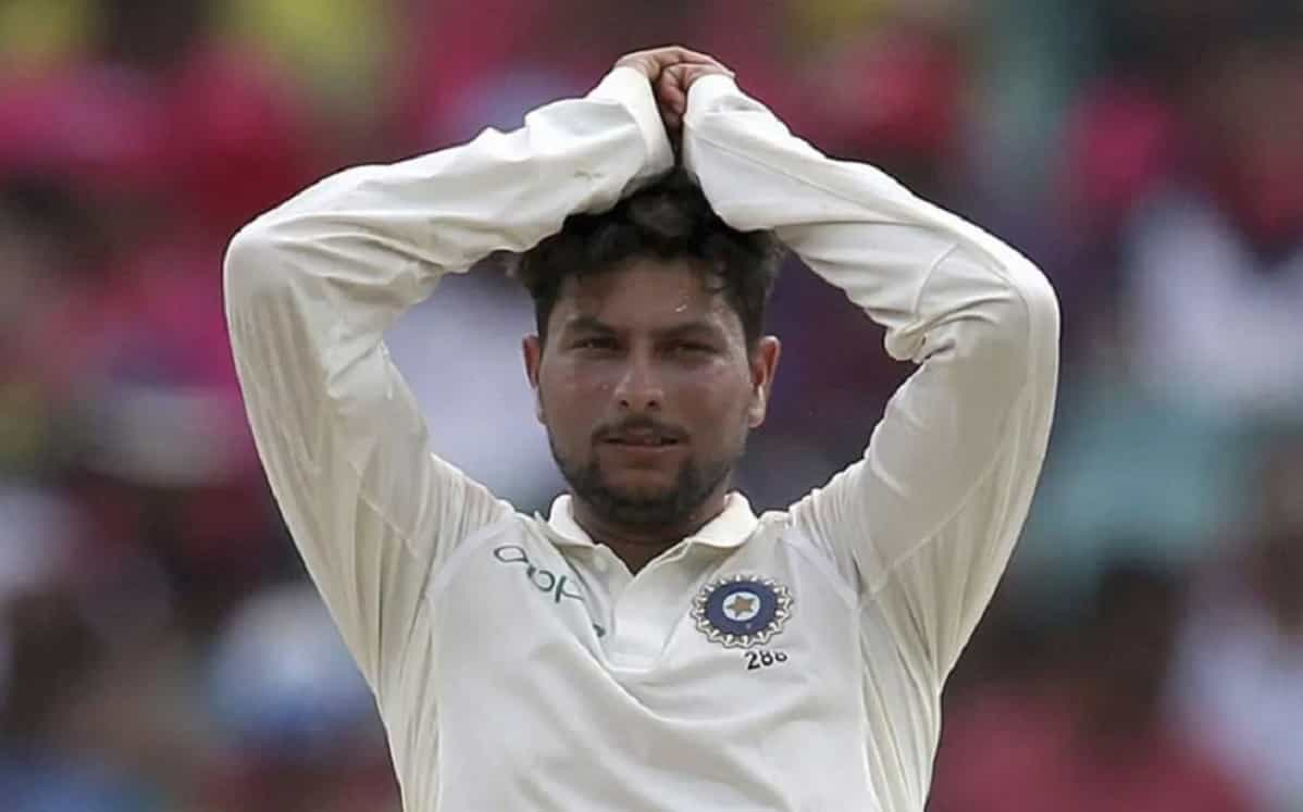 Cricket Image for कुलदीप यादव का दर्द छलका, भारतीय टेस्ट टीम से बाहर किए जाने पर बोले, मैं दुखी हूं