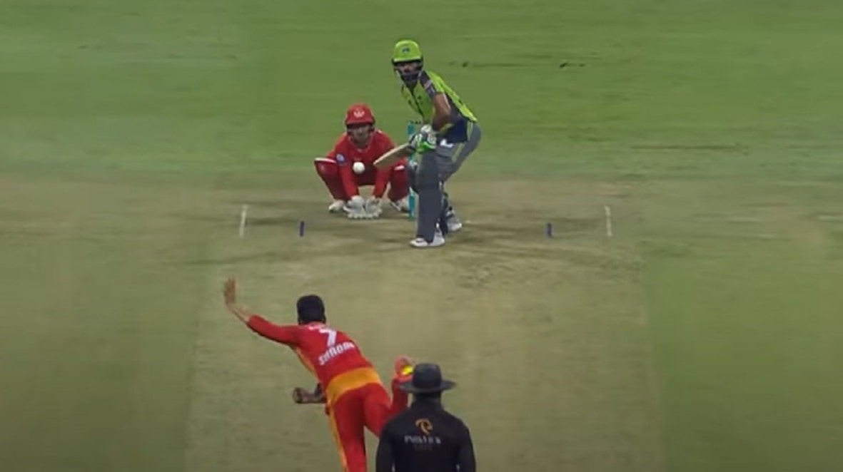 Lahore Qalandars beat Islamabad by 5 wickets in the 15th match of PSL