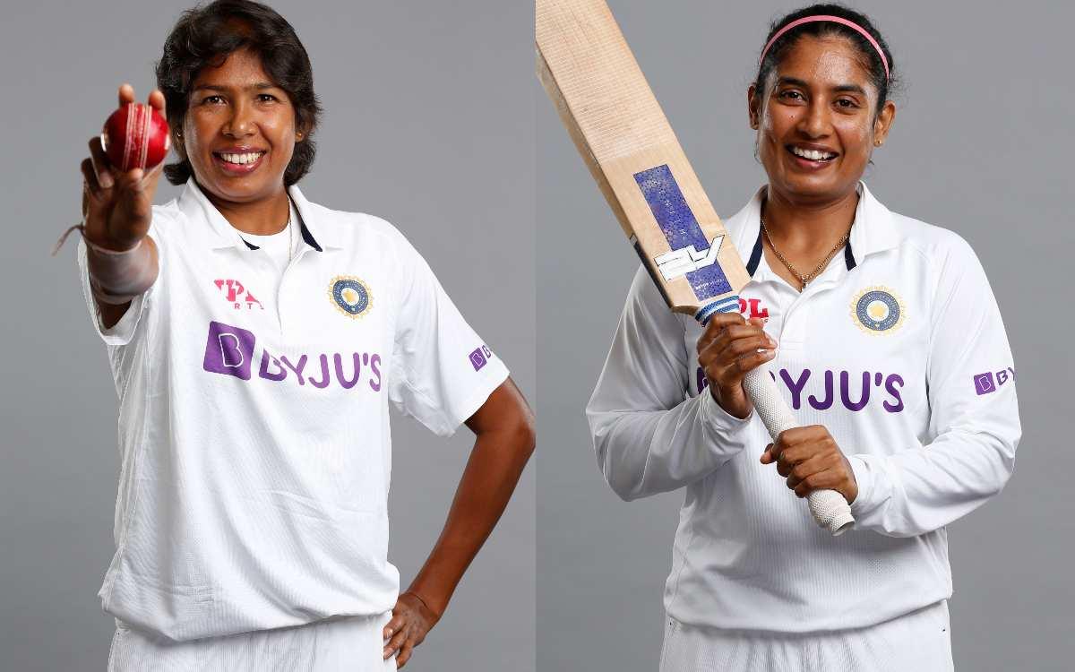 Cricket Image for झूलन गोस्वामी और मिताली राज की जोड़ी ने मैदान पर उतरते ही रचा इतिहास, तोड़ा 30 साल