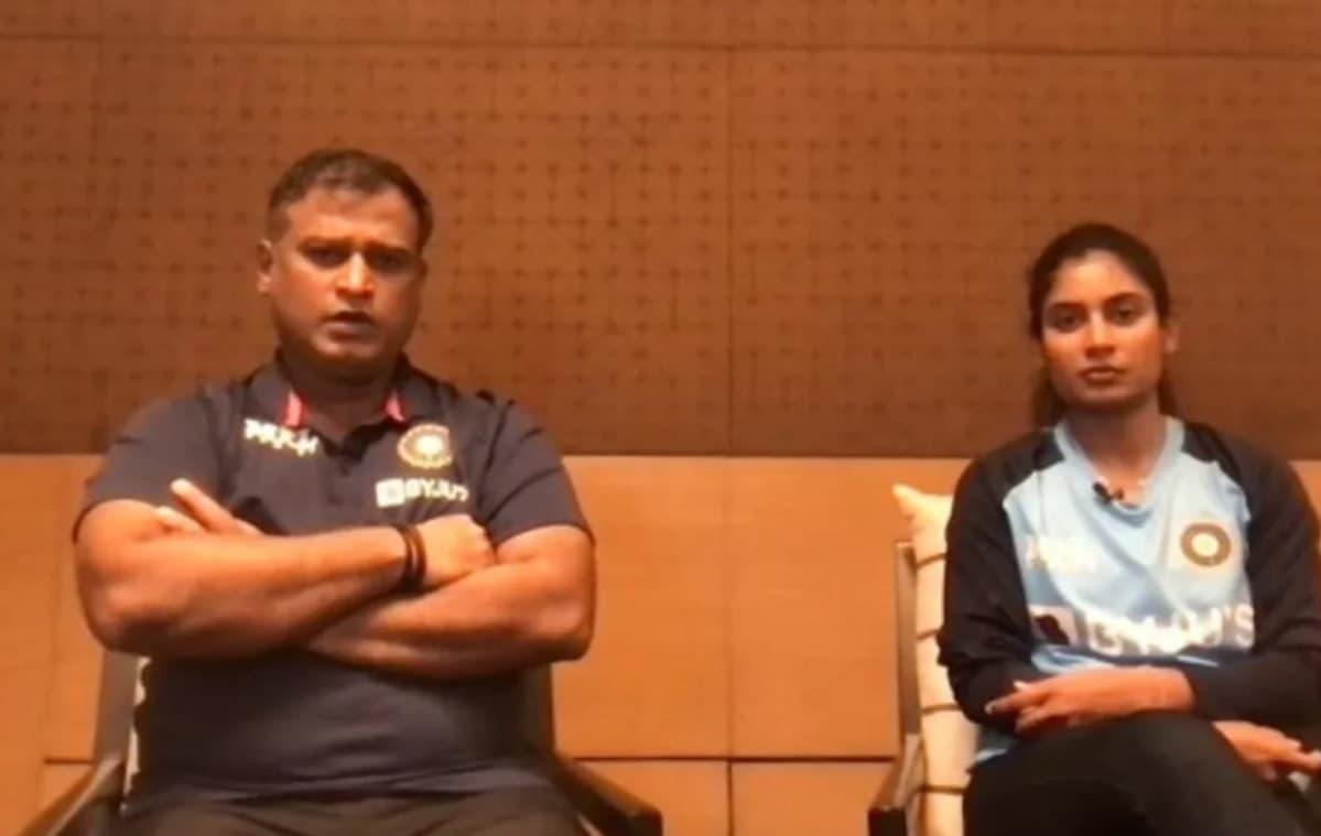 Cricket Image for मिताली राज- रमेश पवार ने 2018 में हुए विवाद पर आखिरकार तोड़ी चुप्पी, इंग्लैंड रवान