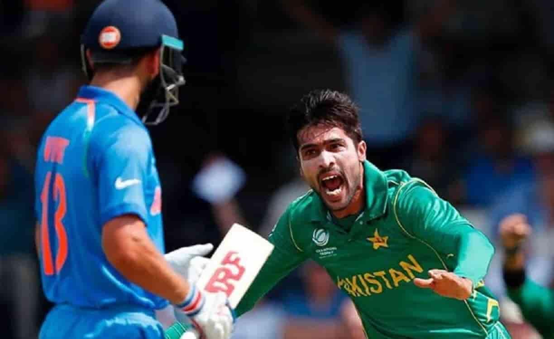 Cricket Image for मोहम्मद आमिर संन्यास वापस लेने को हुए तैयार, PCB सीईओ वसीम खान से हुए बातचीत को ले