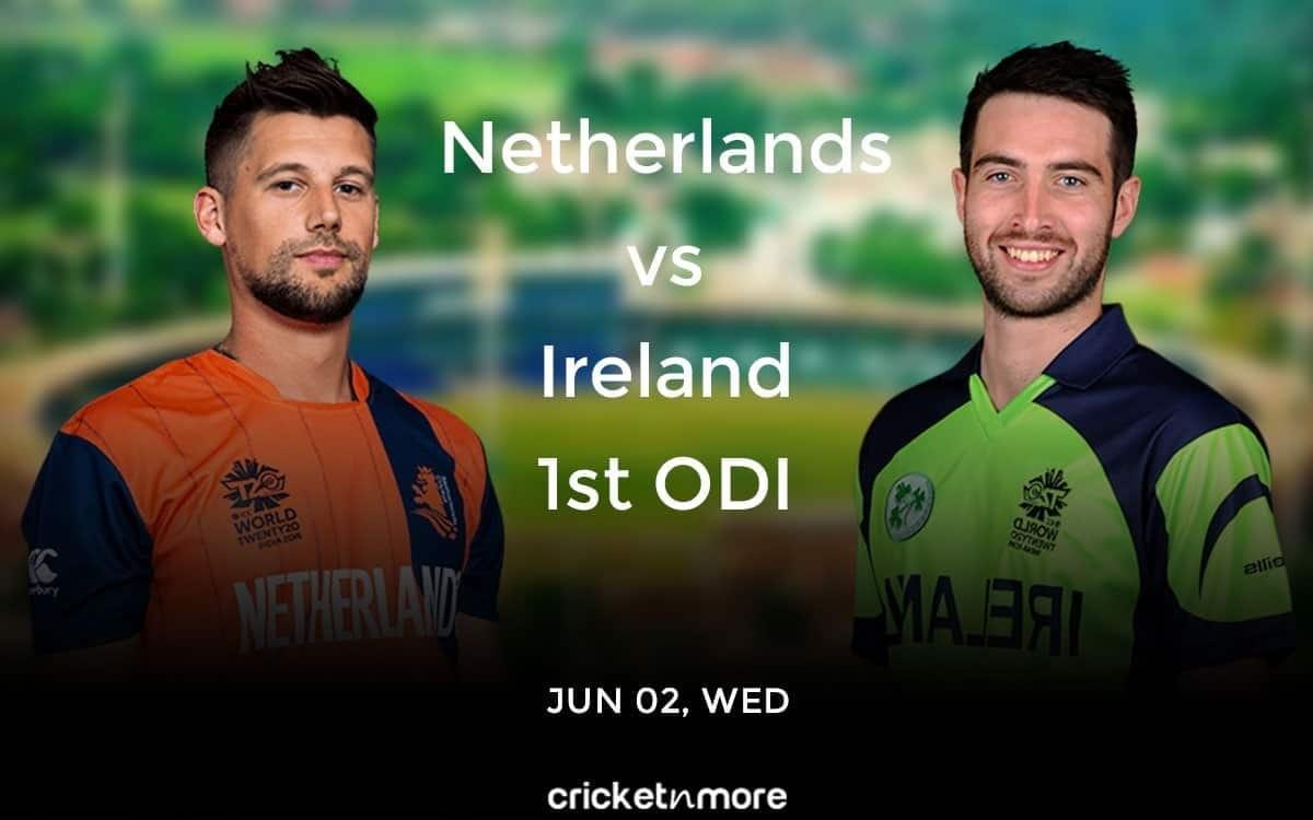 Netherlands vs Ireland, 1st ODI – Prediction, Fantasy XI Tips & Probable XI