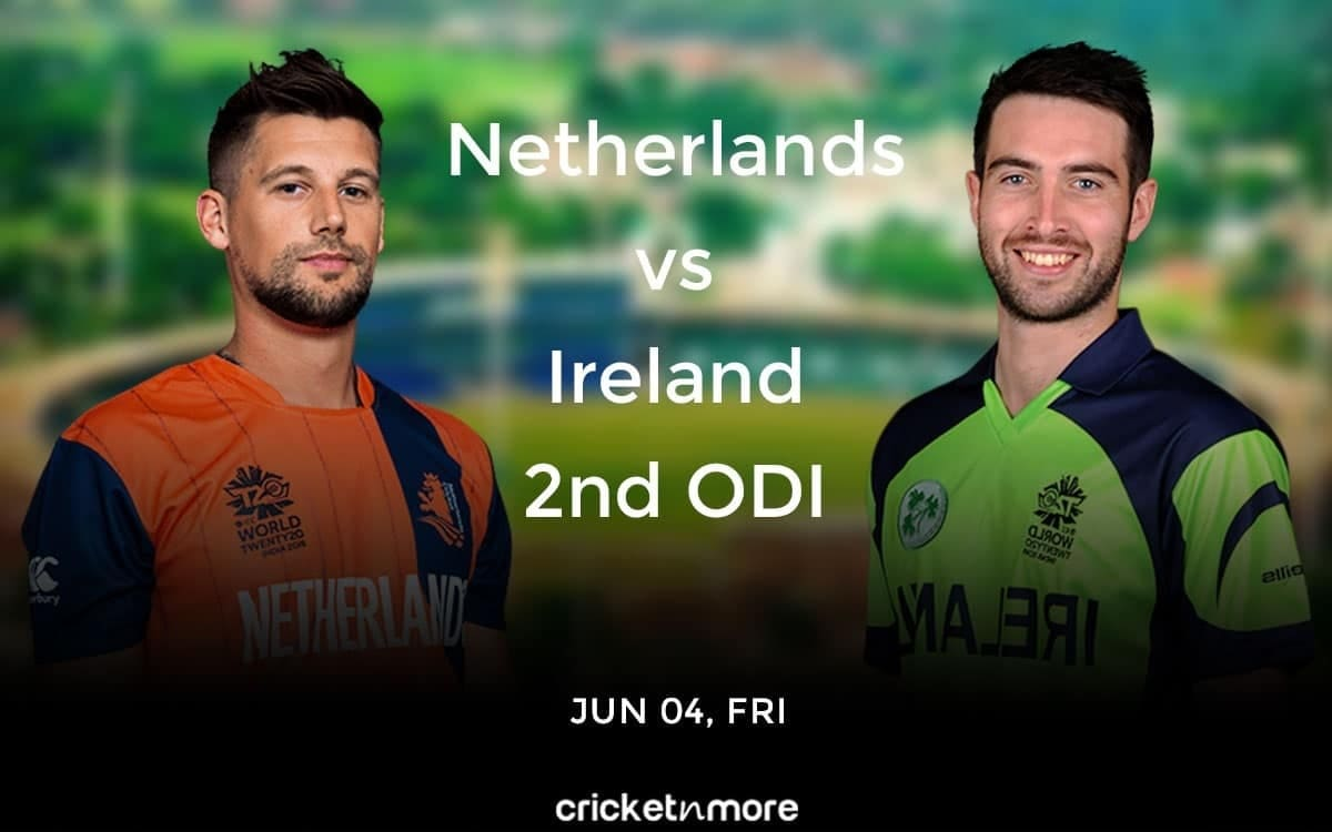 Netherlands vs Ireland, 2nd ODI – Prediction, Fantasy XI Tips & Probable XI