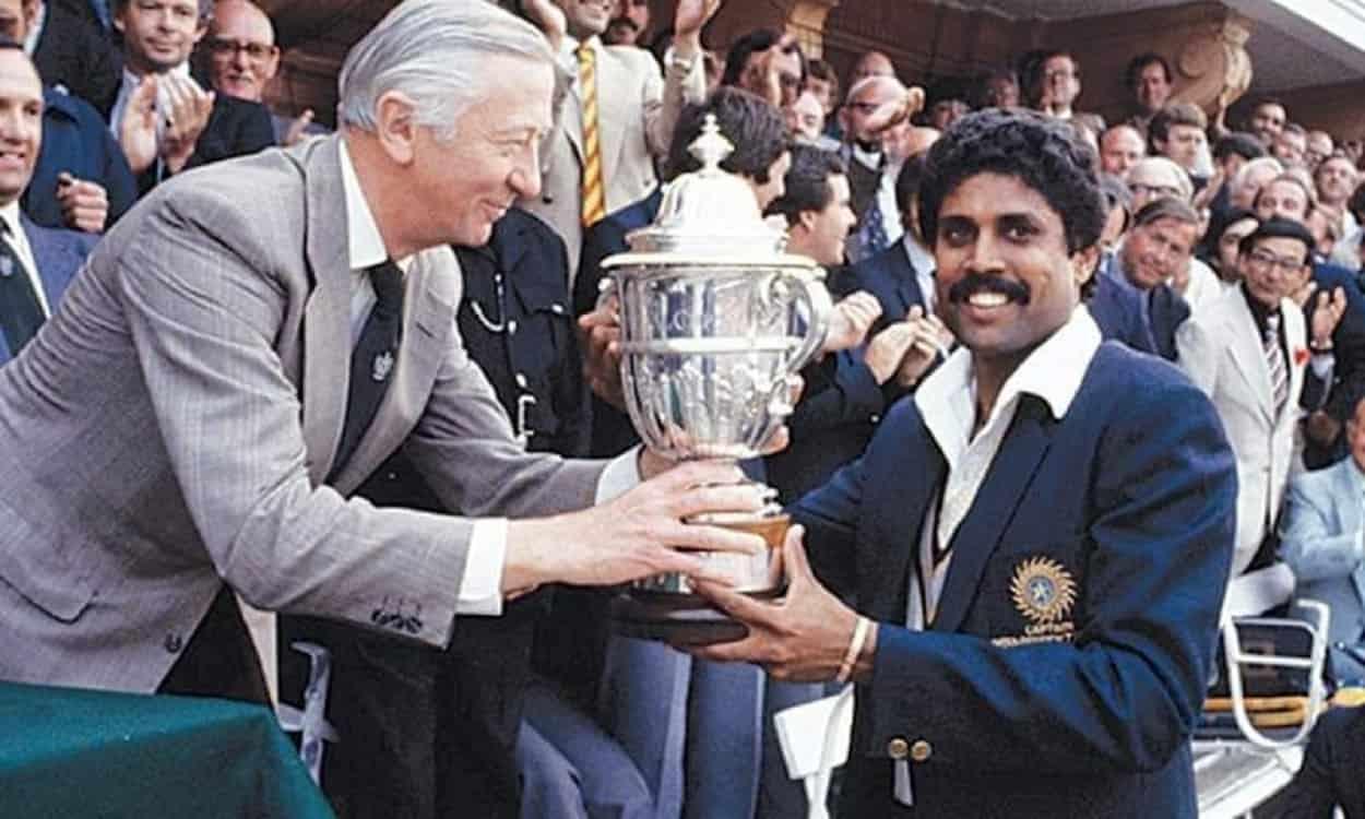Cricket Image for 25 जून 1983: जिस उम्र में लोग डेब्यू नहीं कर पाते, कपिल देव वर्ल्ड कप उठा लाए थे