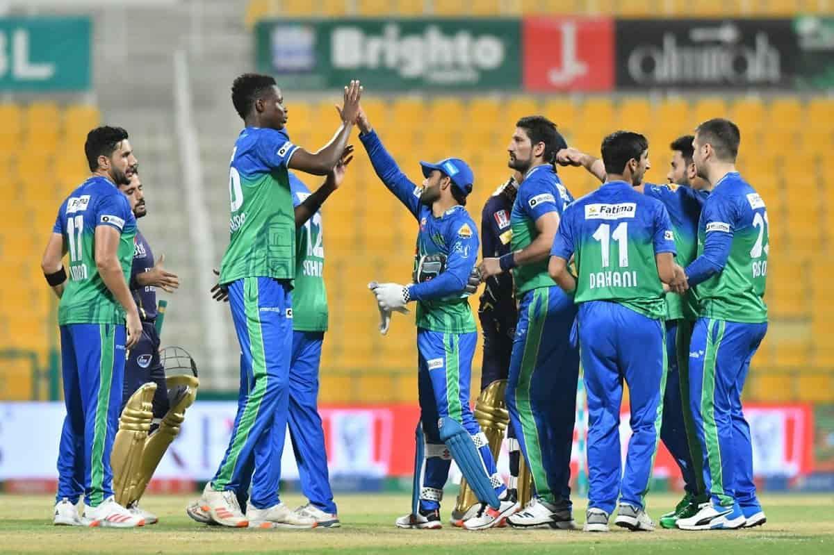 PSL 6 - Multan Sultan quetta gladiators by 8 wickets