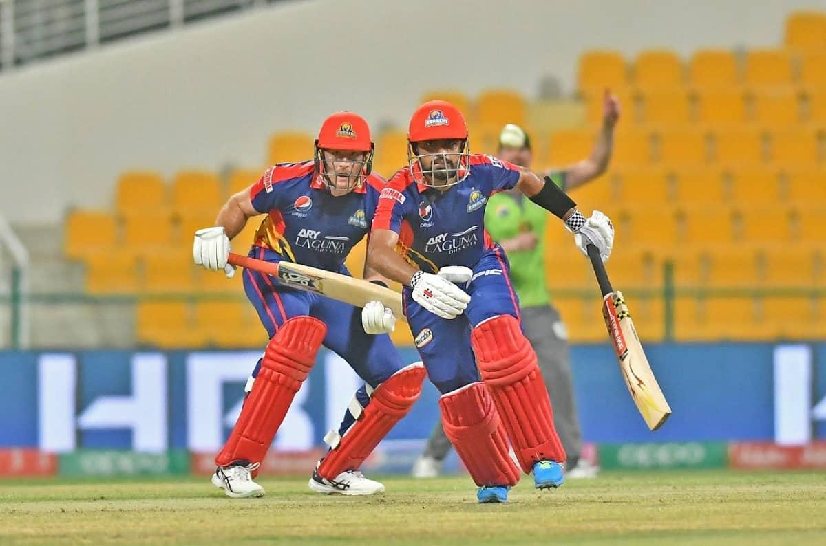 PSL - Karachi Kings Beat Lahore Qalandars by 7 runs