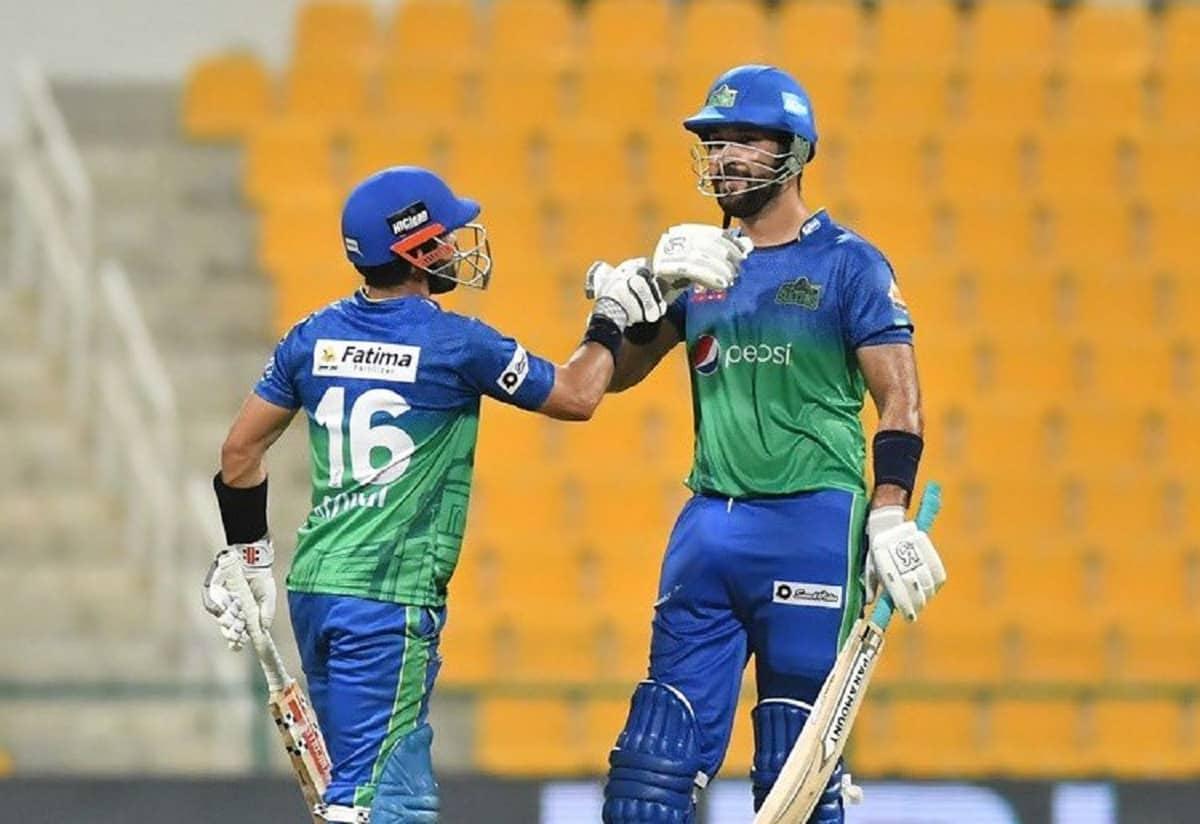 PSL  6 - Multan Sultan Beat Peshwar Zalmi By 8 Wickets