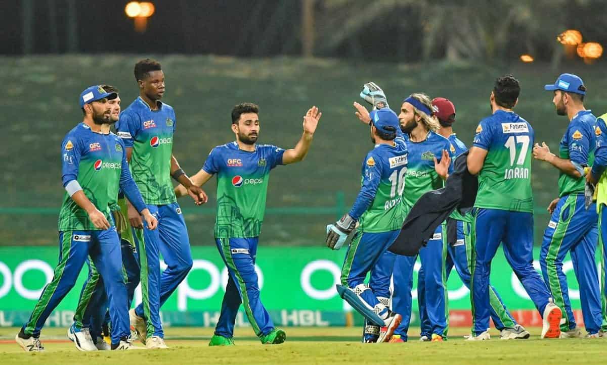 PSL 6 - Multan Sultan beat Islamabad United by 31 runs
