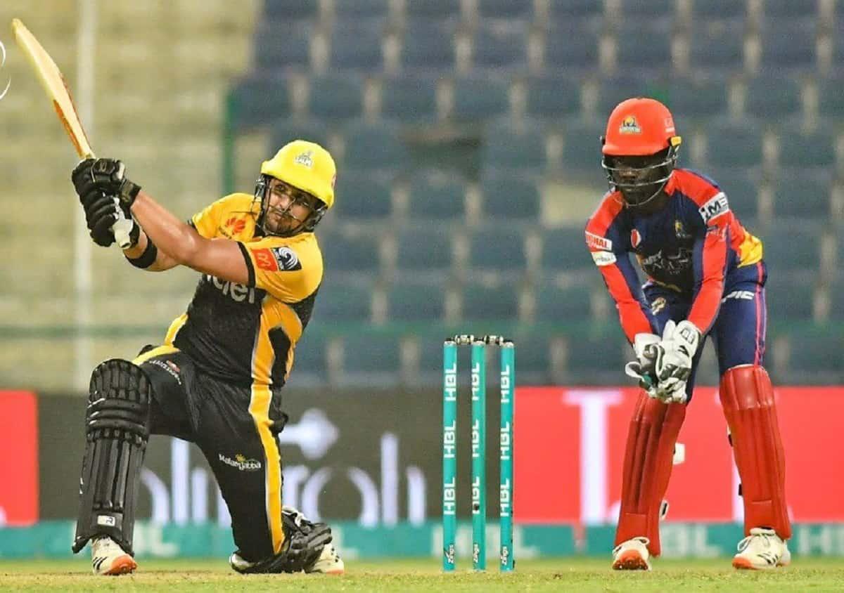 PSL 6 -Peshawar Zalmi beat karachi Kings by 5 wickets