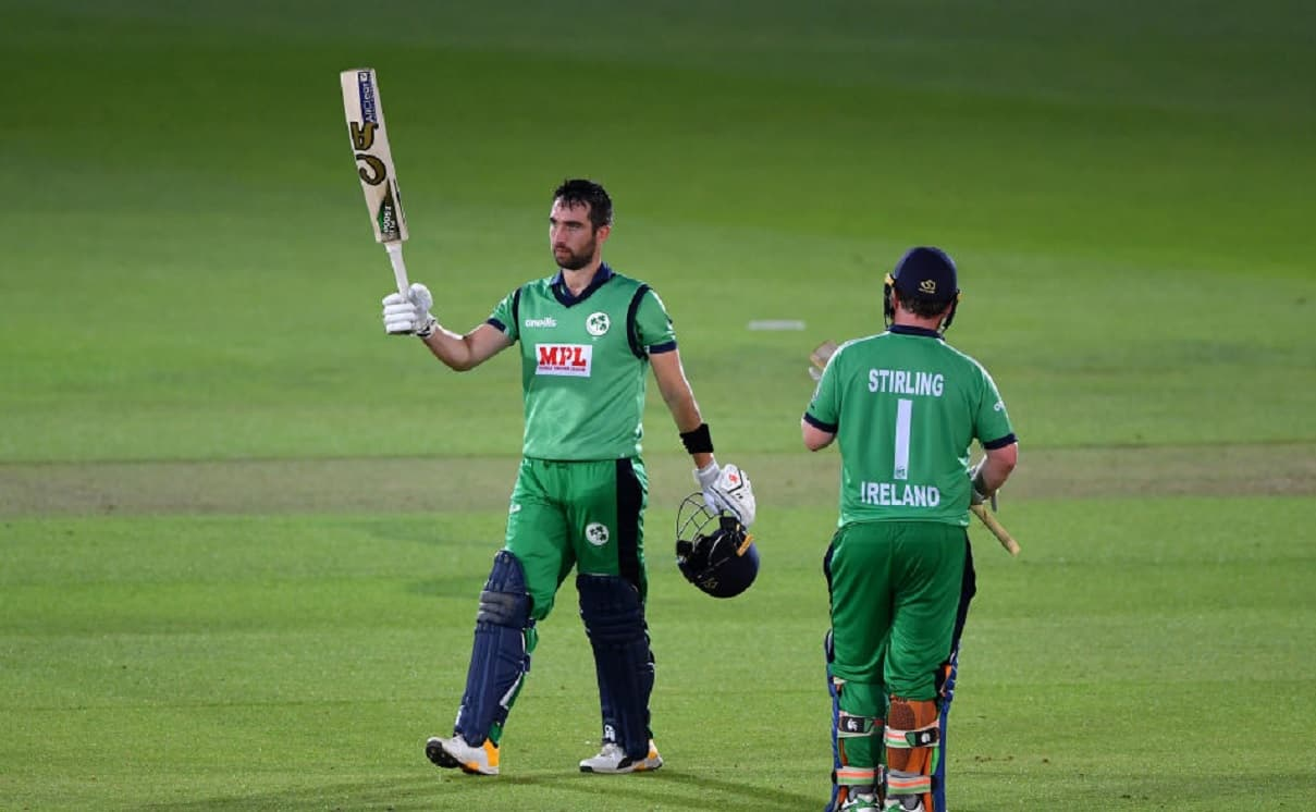 Cricket Image for 2nd ODI: 2nd ODI: आयरलैंड ने दूसरे वनडे में नीदरलैंडस को 8 विकेट से रौंदा, बालबर्न