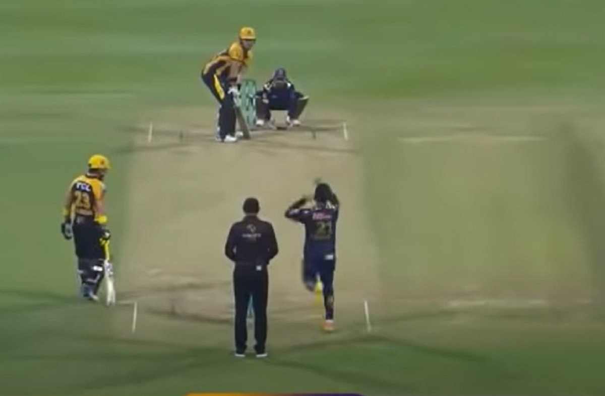 Peshawar Zalmi beat Quetta Gladiators by 61 runs