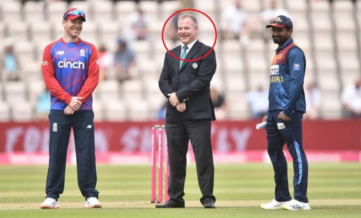 Cricket Image for ENG vs SL: इंग्लैंड-श्रीलंका के बीच टी-20 सीरीज में मैच रेफरी रहे फिल कोरोना पाए ग