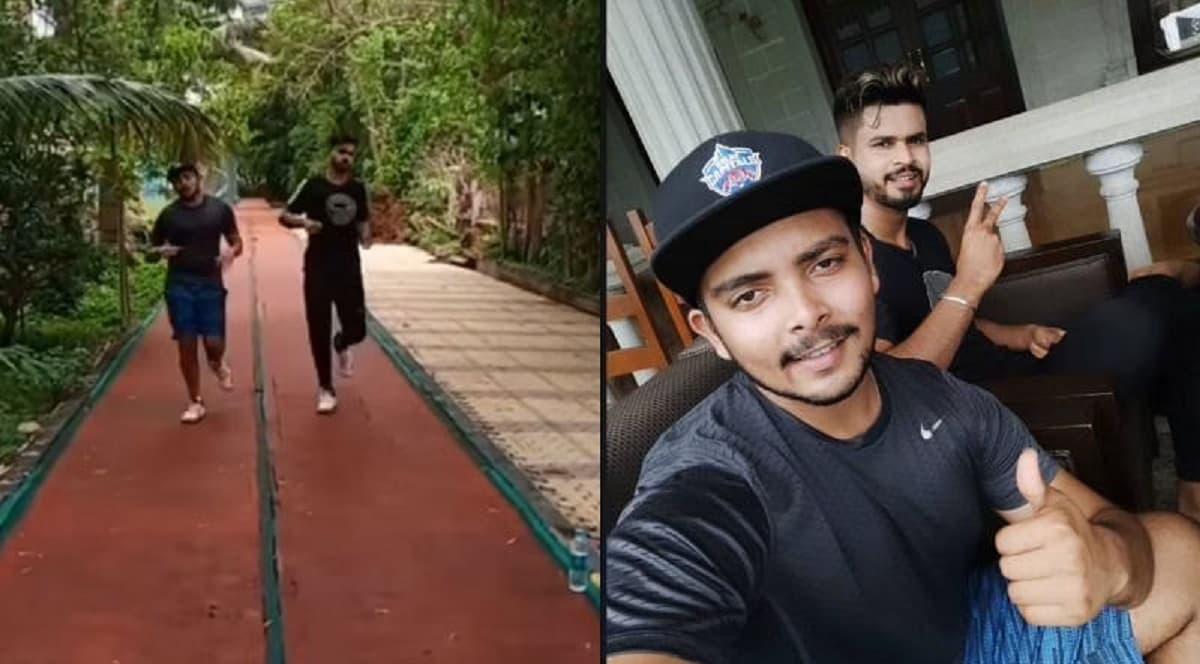 Prithvi Shaw trains with Shreyas Iyer ahead of Sri Lankan tour [Watch]