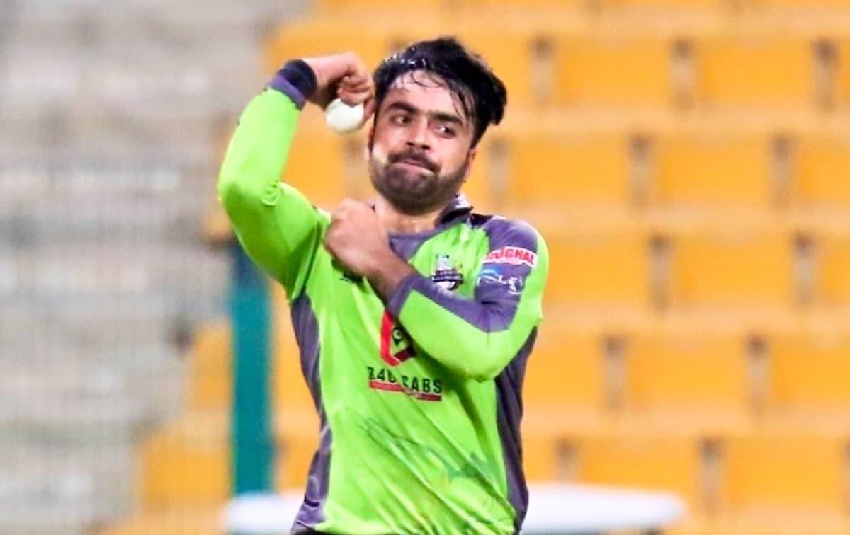Cricket Image for PSL 2021: राशिद खान के पंच से ढेर हुए पेशावर जाल्मी, शोएब मलिक की तूफानी पारी गई ब