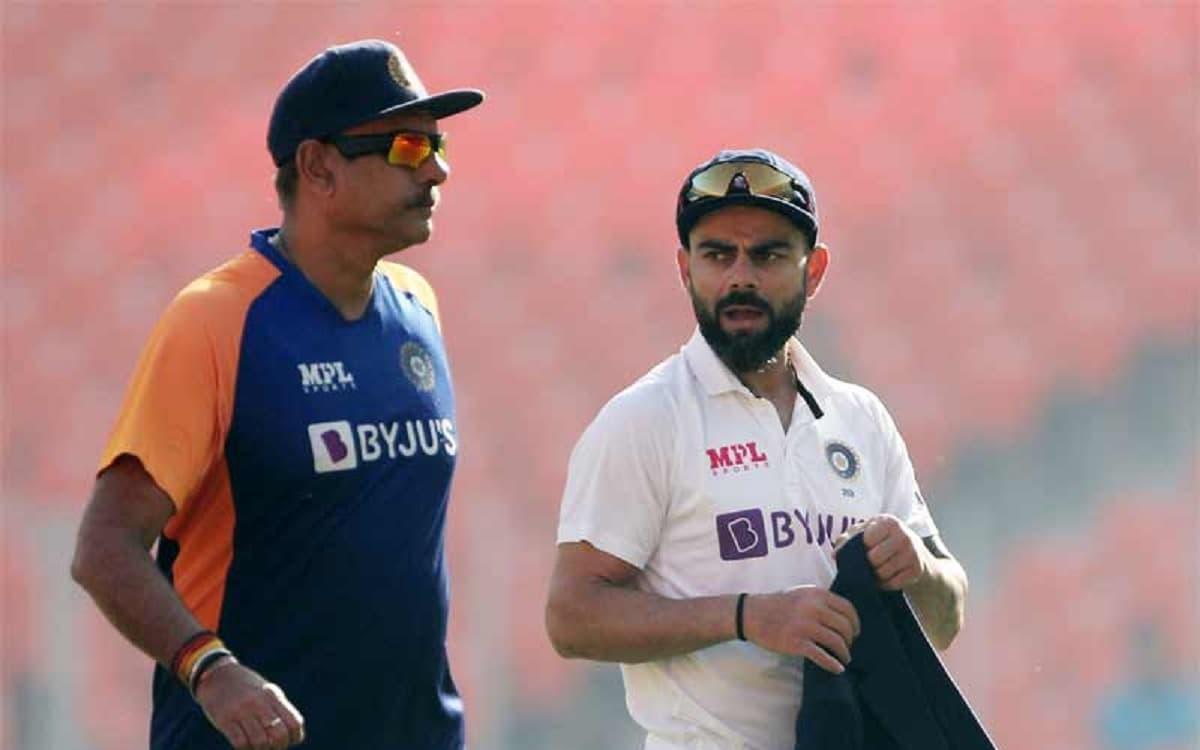 Cricket Image for टीम इंडिया के कोच रवि शास्त्री ने कहा,वर्ल्ड टेस्ट चैंपियनशिप फाइनल 3 मैचों का होन