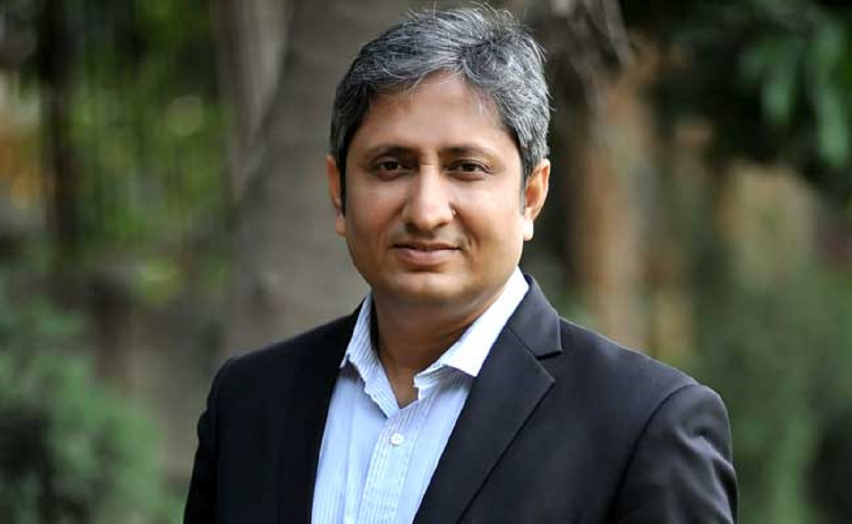 Cricket Image for Indian Journalist And Ndtv Anchor Ravish Kumar Expressed Happiness Over The End Of