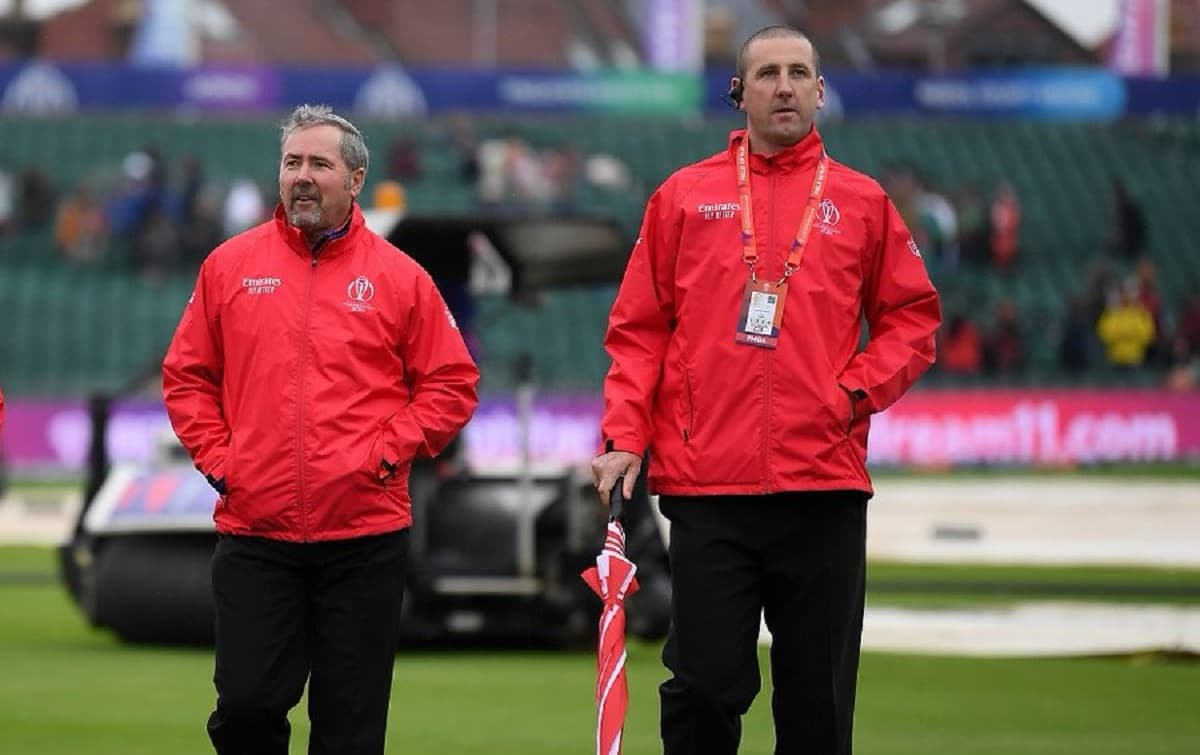 Richard Illingworth and Michael Gough will be the on-field umpires for the World Test Championship final