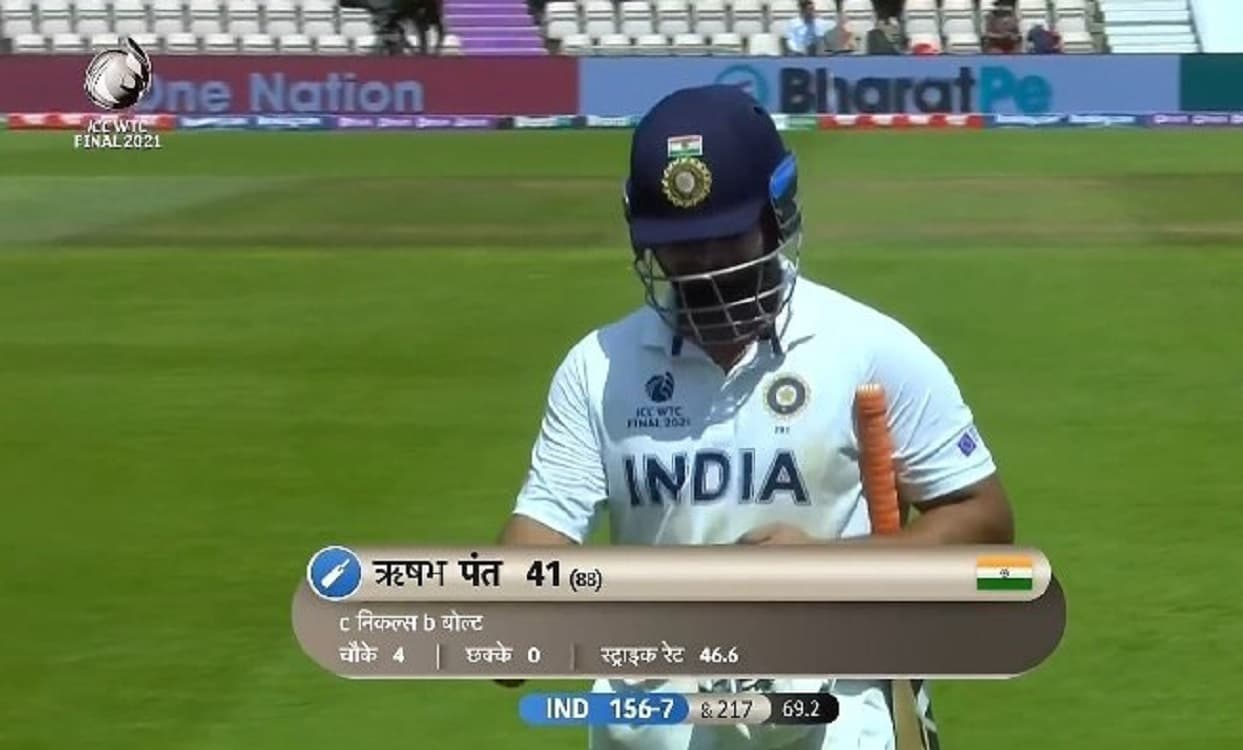 New Zealand need 139 runs to win wtc final against India