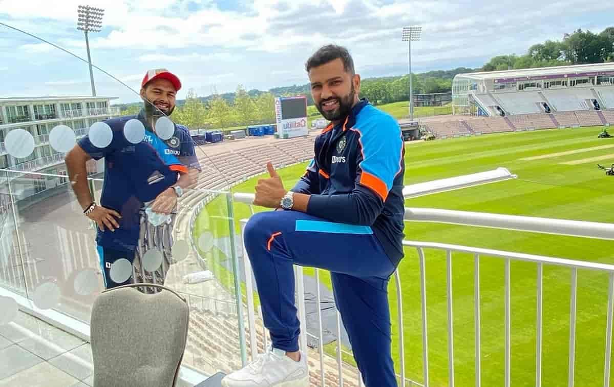 Cricket Image for टीम इंडिया के खिलाड़ी WTC फाइनल के लिए पहुंचे साउथम्पटन, सोशल मीडिया पर शेयर की तस