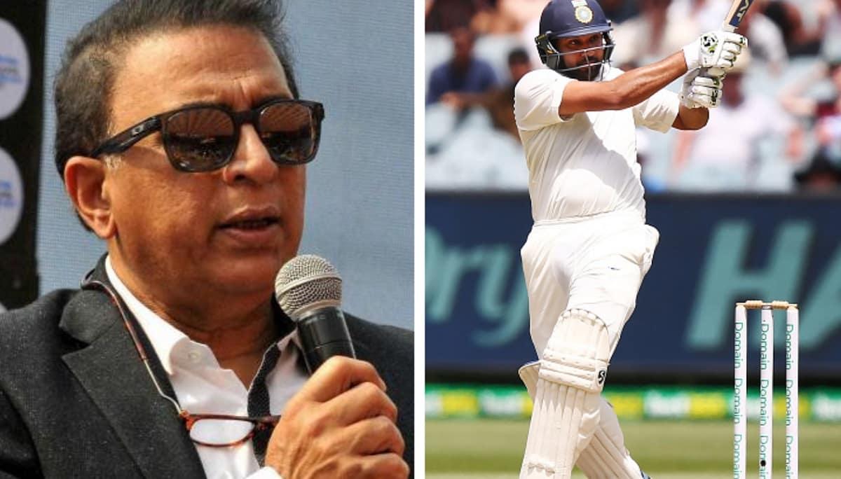 Rohit Sharma can get as many as three hundreds in England Test series, Says Sunil Gavaskar