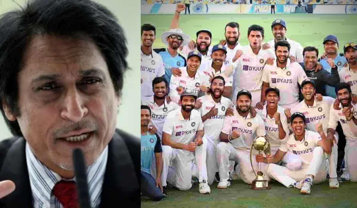 Rohit Sharma can slam double hundred in WTC Final, Says Ramiz Raza