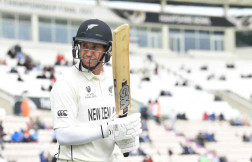 Ross Taylor is first player from New Zealand to complete 18000 Intl runs