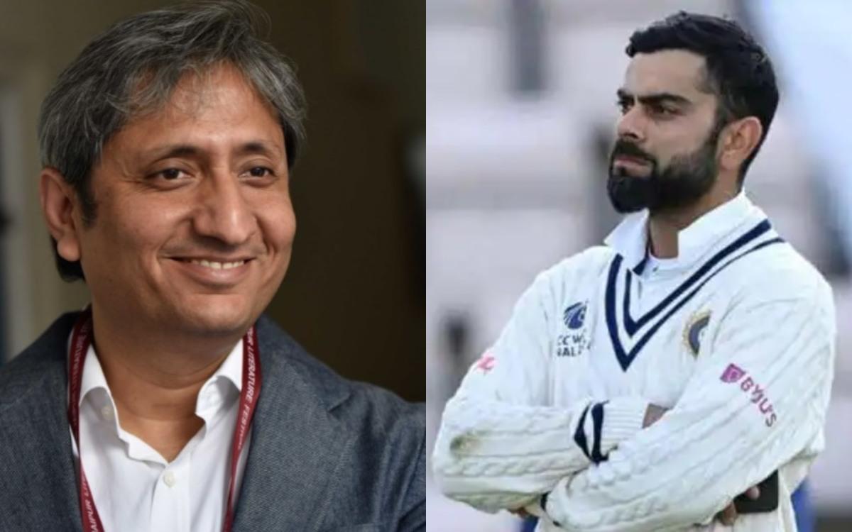 Cricket Image for Senior Executive Editor Of Ndtv Ravish Kumar Talks About Virat Kohli