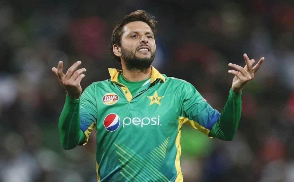 Cricket Image for शाहीद अफरीदी ने चुनी अपनी ऑलटाइम XI, भारत के सिर्फ 1 खिलाड़ी को दी जगह