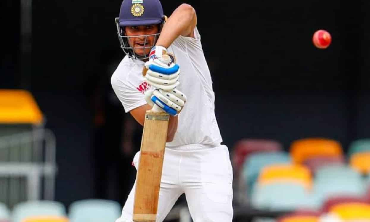 Cricket Image for गगन खोड़ा ने इस दिग्गज बल्लेबाज से की शुभमन गिल की तुलना,लेकिन ओपनिंग को लेकर खड़े