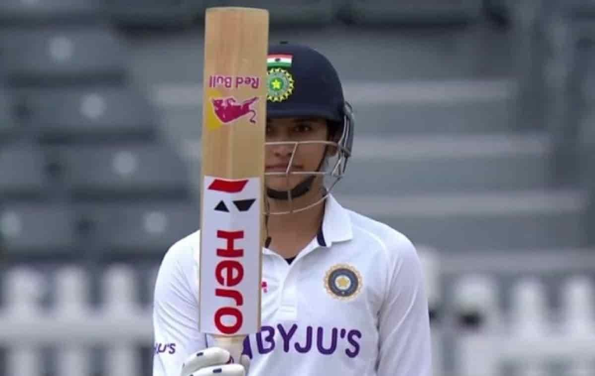 Cricket Image for भारतीय ओपनर स्मृति मंधाना ने कहा, टेस्ट में अच्छा करने के लिए अधिक मैच खेलने की जर