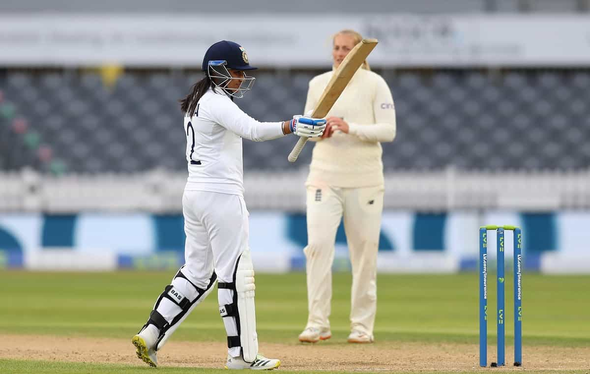 Cricket Image for Indian Womens Teams Rana And Bhatia Snatched Victory From England In One And Only