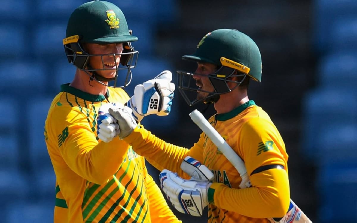 South Africa take series lead over west indies with 1 run victory