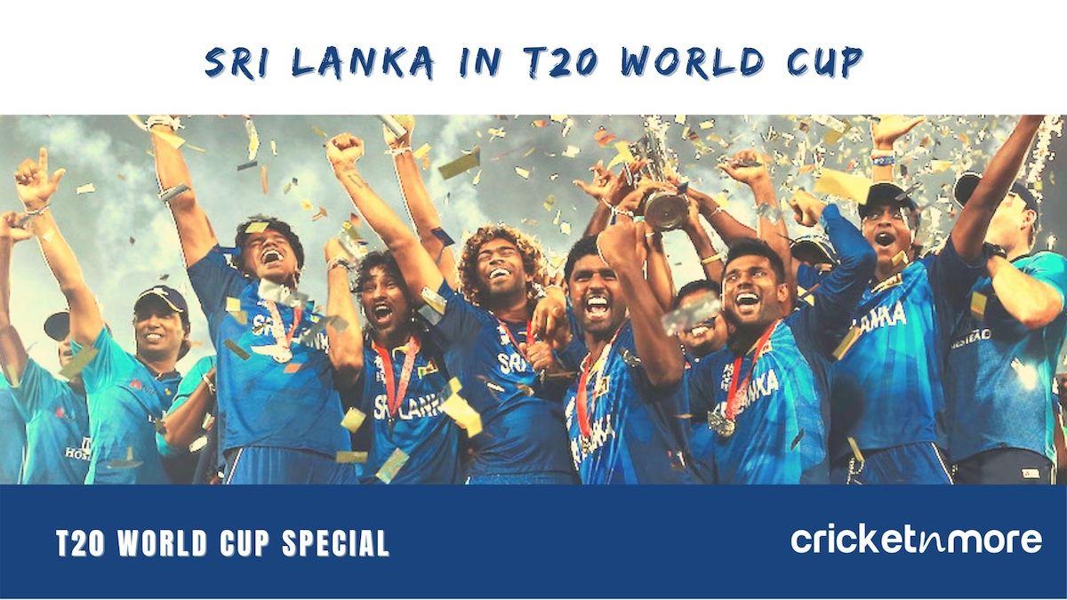 Sri Lanka Cricket Team Performance In T20 World Cup