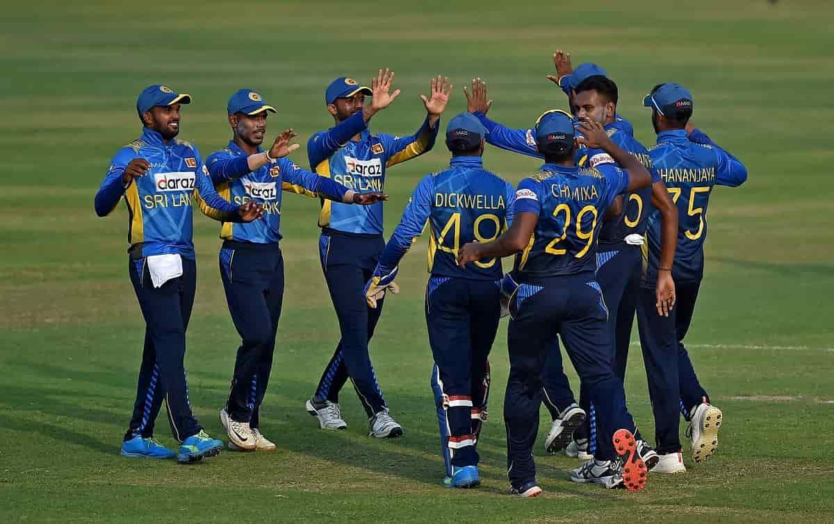 Cricket Image for 38 श्रीलंकाई क्रिकेटरों ने कॉन्ट्रैक्ट पर साइन करने से मना किया,इंग्लैंड सीरीज पर