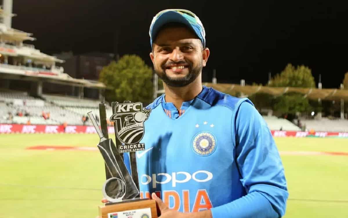 Cricket Image for सुरेश रैना ने कहा, ग्रैग चैपल ने टीम इंडिया को वनडे में लक्ष्य का पीछा कर जीतना सि