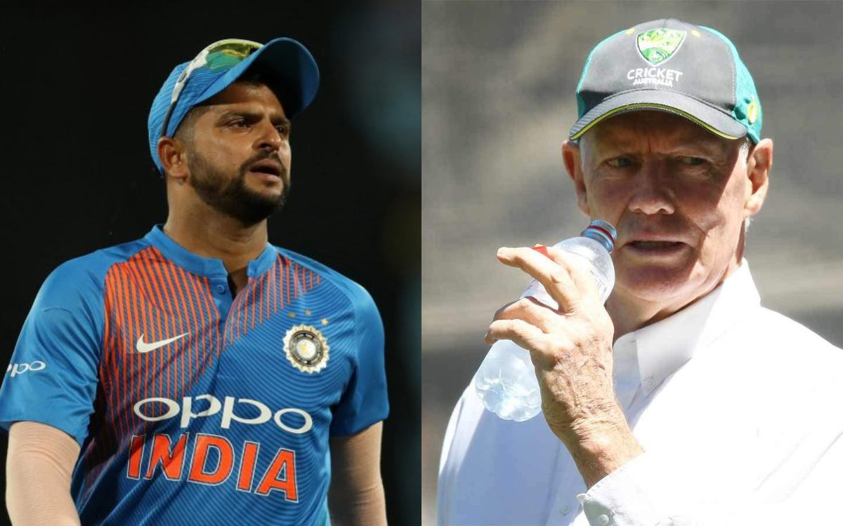 Cricket Image for Suresh Raina On Greg Chappells Contribution To Team India