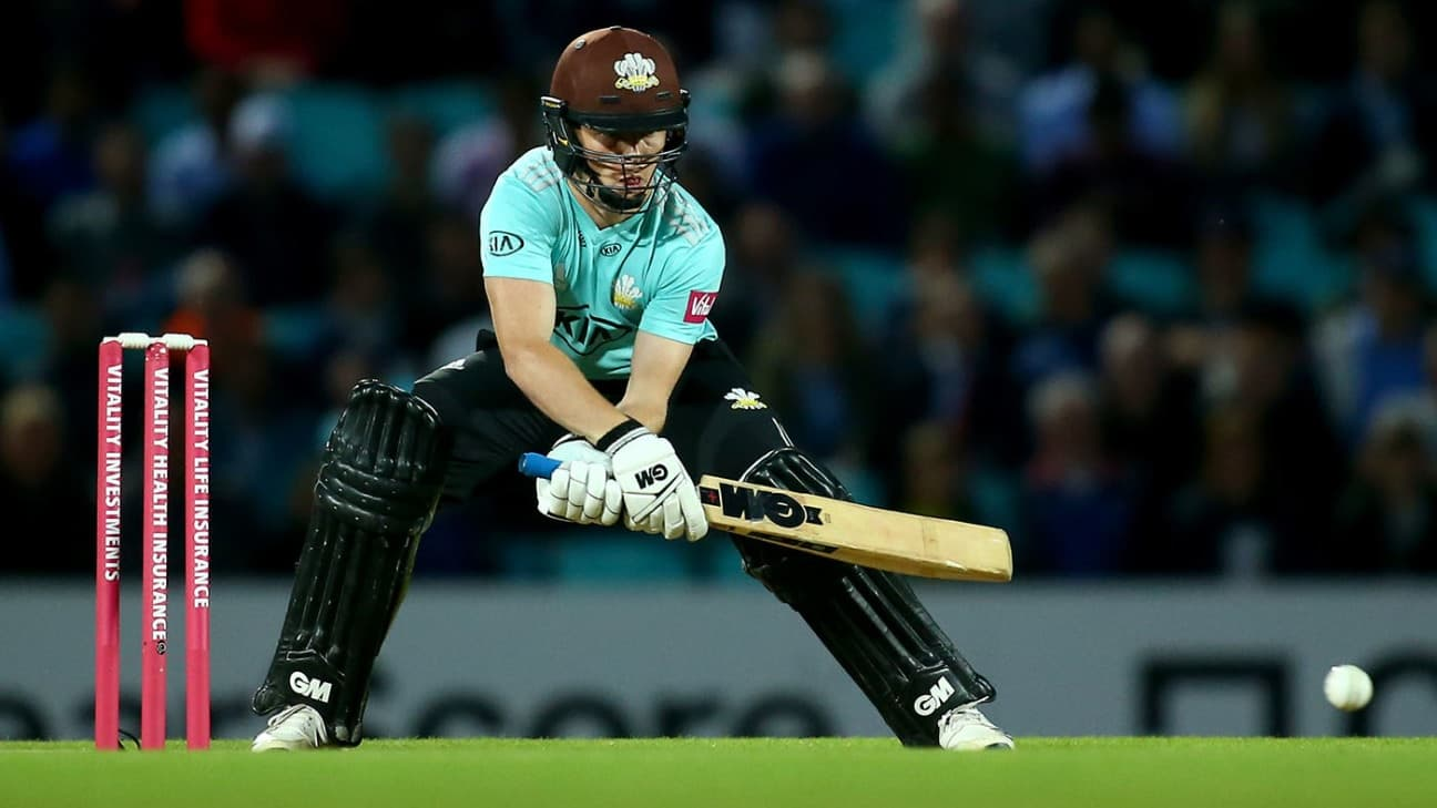 T20 Blast Highlighst - Surrey beat Middlesex by 5 wickets