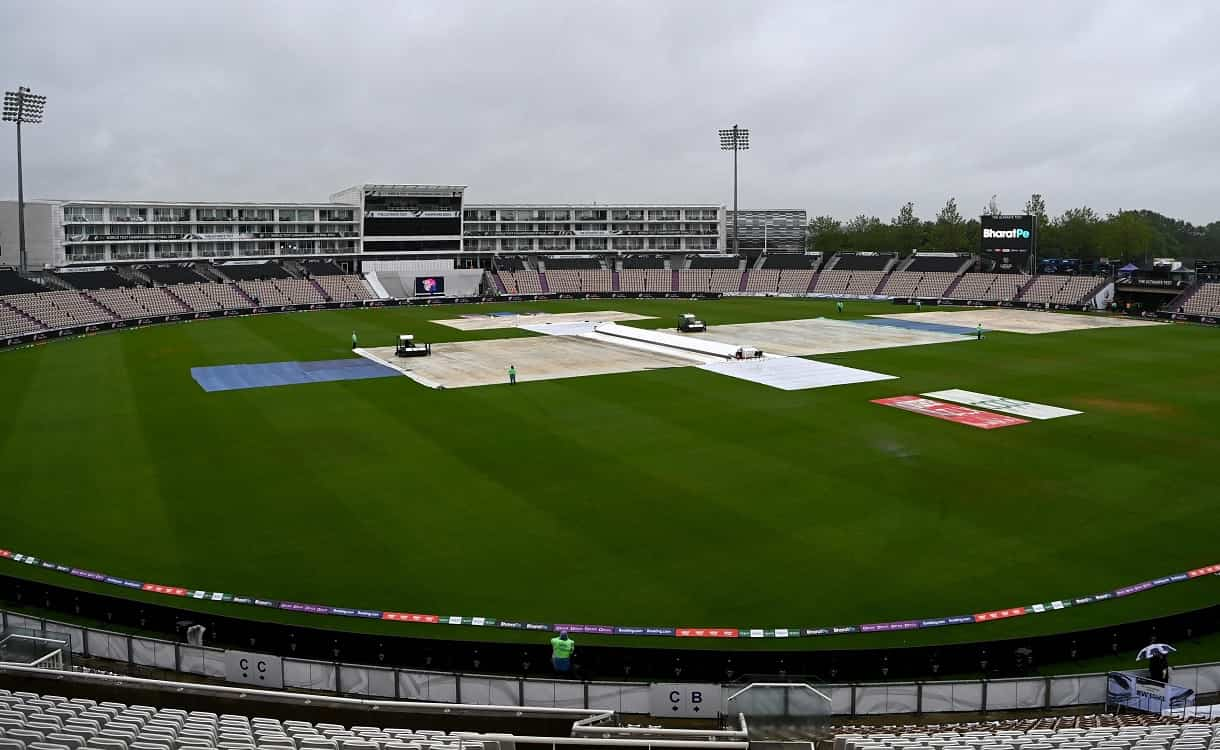 Start of play on Day 4 has been delayed