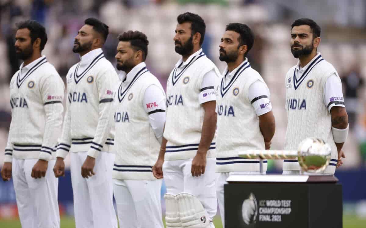 Cricket Image for WTC Final: विराट कोहली की कप्तानी में बना रिकॉर्ड,  टीम इंडिया के 89 साल के टेस्ट