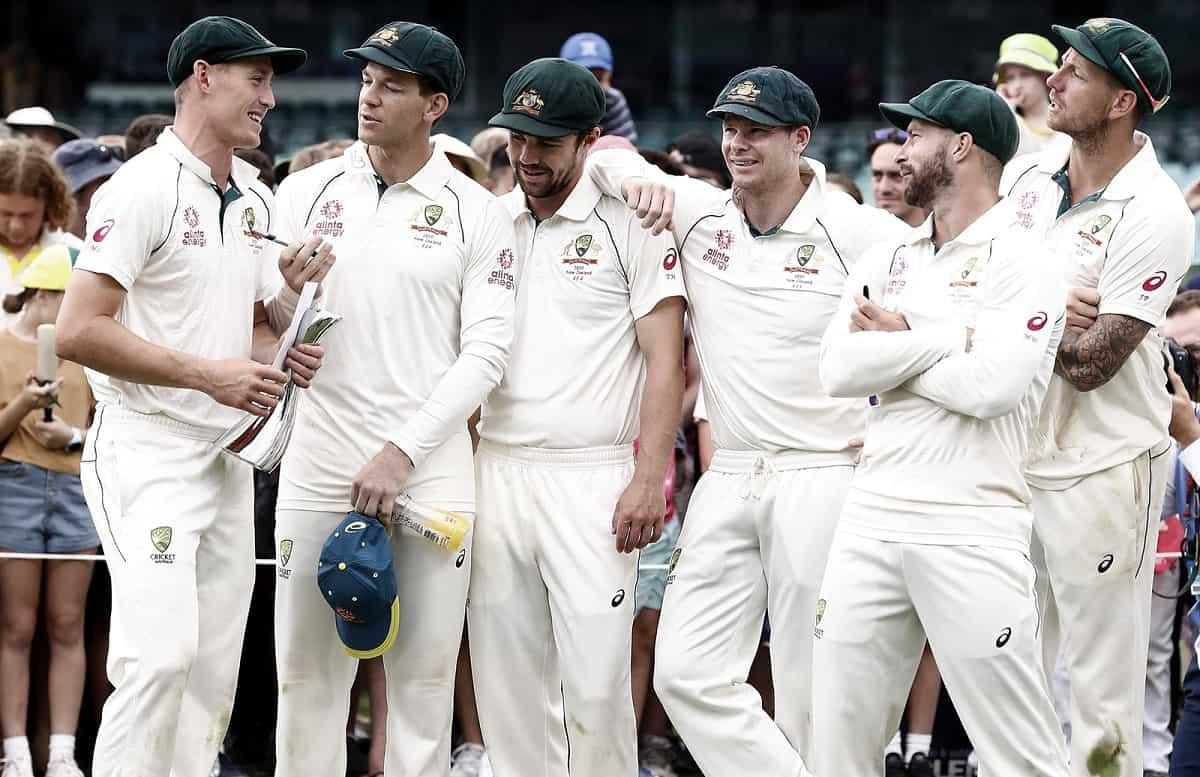 Tim Paine backs Marnus Labuschagne to lead Australia in the future