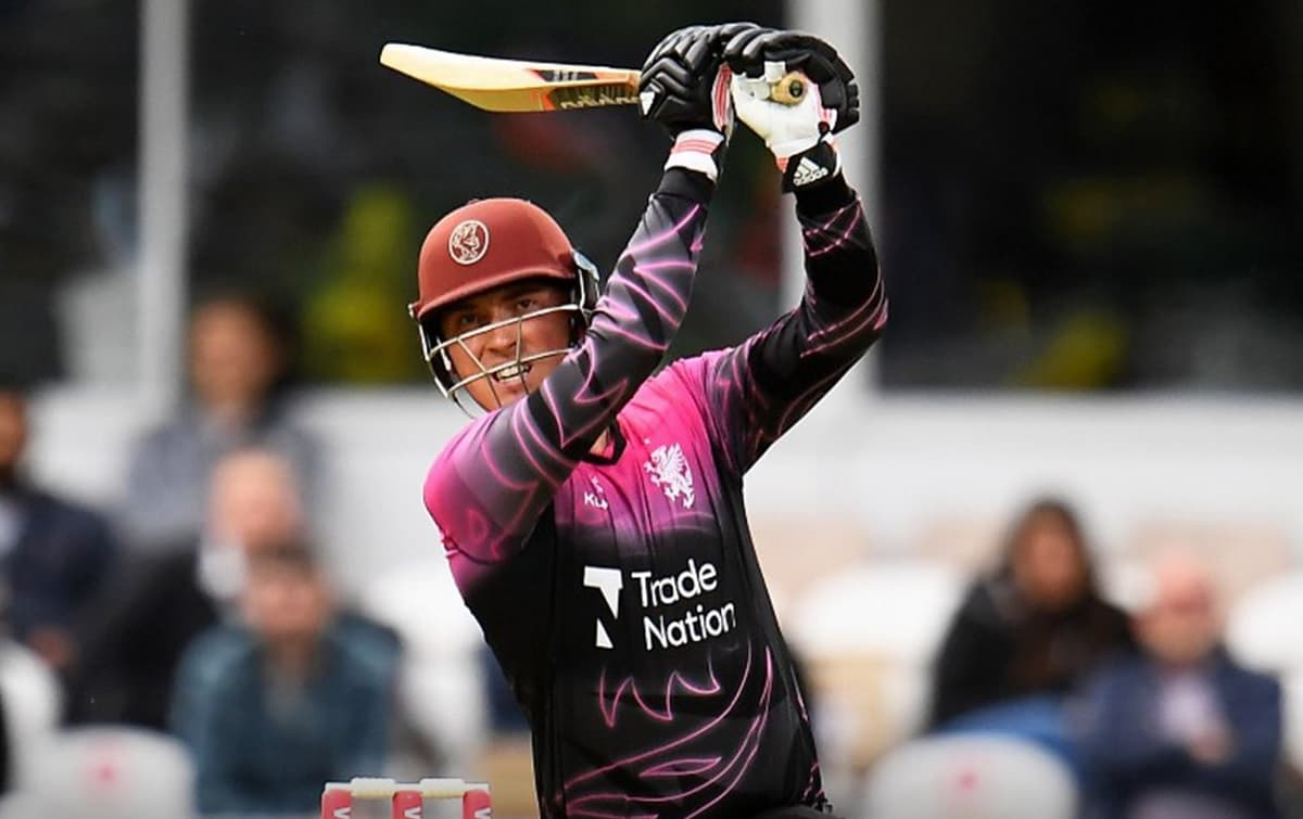 Tom Banton Hits 47-ball Ton As Somerset Beat Kent By 10 Wickets
