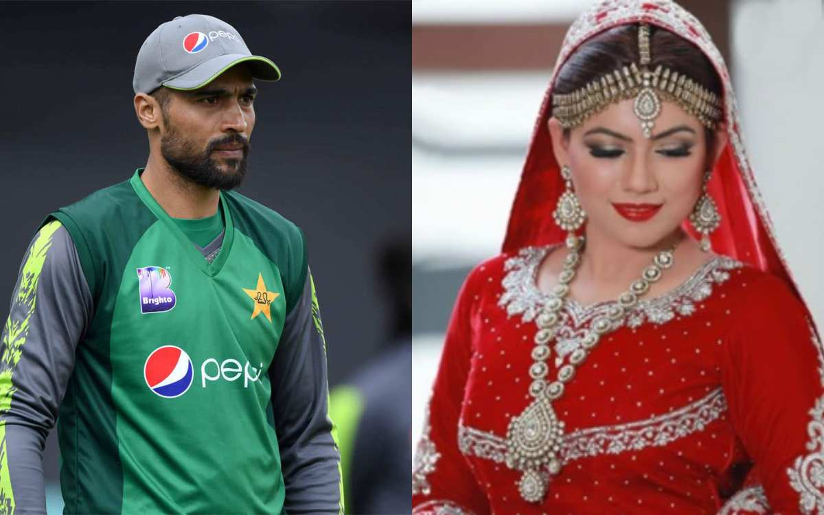 Cricket Image for Unknown Facts About Mohammad Amir Love Story