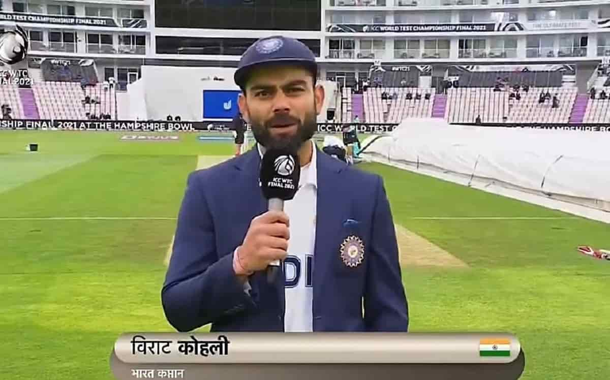 Virat Kohli is captaining India for the 61st time in Tests