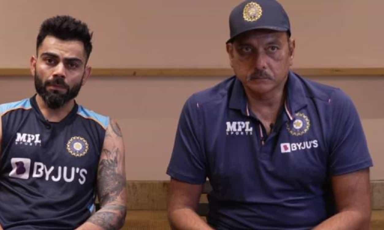 Cricket Image for विराट कोहली और रवि शास्त्री ने बताया, दो अलग दौरों के लिए अलग टीम भेजने से होगा ये