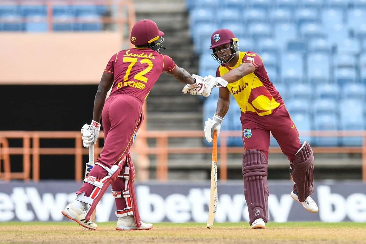WI vs SA, 1st T20I - West Indies beat South Africa by 8 wickets