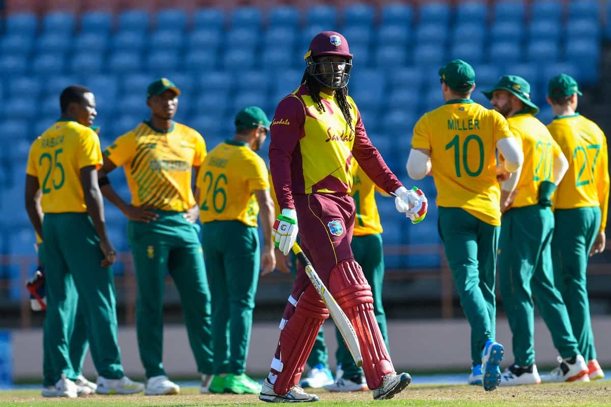 WI vs SA, 2nd T20I - South Africa beat West Indies by 16 runs