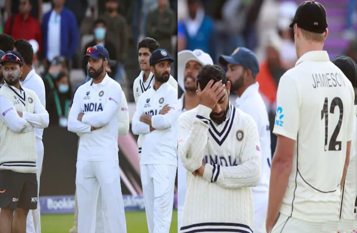 Cricket Image for Wtc 2021 3 Biggest Reasons For The Defeat Of Team India Against New Zealand